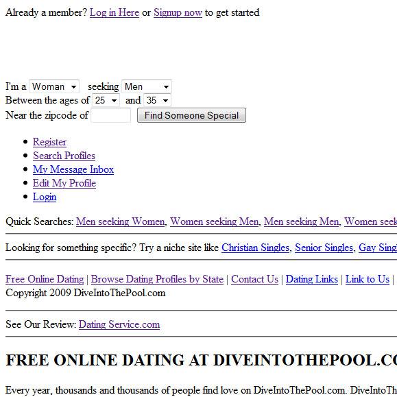 online dating link
